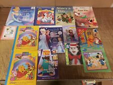 Lot of 25 Walt Disney Popular Cartoon Children Learn Read Kids Books-MIX SET KD9