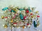 Vintage Christmas Glass Bead Garland to Restring Geometric Shapes