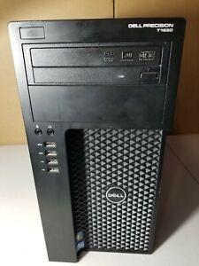 DELL PRECISION PC DESKTOP T1650 INTEL CORE i7-3770 10GB RAM 256GB SSD WIN 10
