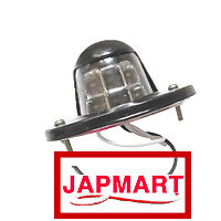 Mitsubishi fuso Fk61f Fighter 6 & 7 10/02-10/07 Number Plate Lamp Del3170jmr1