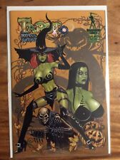 TAROT WITCH OF THE BLACK ROSE 106 DELUXE LITHO EDITION, SIGNED JIM BALENT