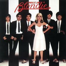 BLONDIE - PARALLEL LINES 180 GRAM VINYL (2015 Edition)