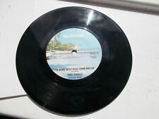 """I'm going to sit right down and cry  Errol Dunkley  CB 03  1974 7"""" vinyl"""