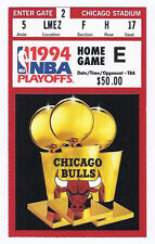 1994 NBA Playoffs Eastern Conference Semifinals Knicks @ Bulls
