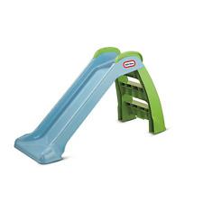 Little Tikes First Slide BLUE Outdoor Garden Kids/Children Play Climbing Area