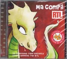 Ma Compil RTL. 13 chansons pour enfants