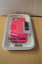 Incase iPhone 5 / 5s Crystal Slider Case CL69038 Rapsberry