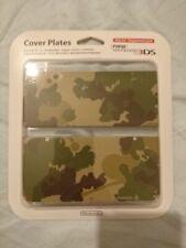 Cover Plate No 18 Camo - Nintendo 3DS - &