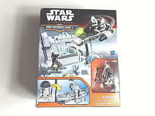 STAR WARS THE FORCE AWAKENS MICROMACHINES R2-D2 PLAYSET NEW! MSRP $32.99