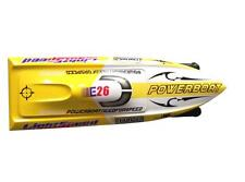 E26 RC Fiber Glass Boat RTR Version Electric Brushless Racing Boat ESC Battery