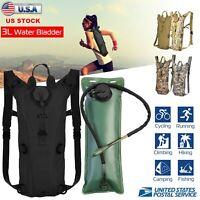3L iMountek Water Bladder Bag Hydration Backpack Pack Hiking Camping Cycling US