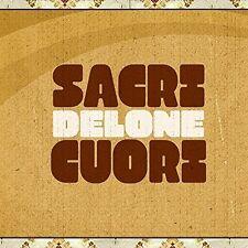 SACRI CUORI - DELONE  VINYL LP + DOWNLOAD NEU