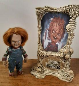 Chucky Figur MOVIE Maniacs / McFarlane