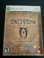 Oblivion Édition Collector Ntsc Complet Xbox 360