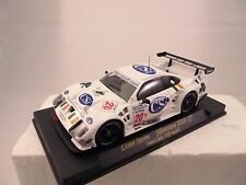 FLY CAR MODEL #A106 LISTER STORM SILVERSTONE 2000 GT 1/32 SLOT CAR