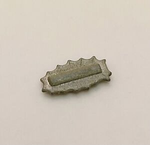 2002 The SIMPSONS CLUE Game Piece Replacement - Pewter WEAPON - PLUTONIUM ROD
