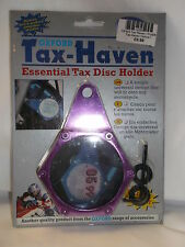 OXFORD tax-haven DISCO portadocumenti per MOTO Viola - bc12382 - T-