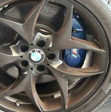 BMW OEM E70 E71 F15 X5 M X6 M Blue Brembo Front Brake Kit Pads Calipers Rotors