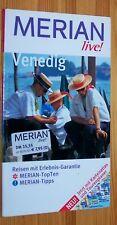 VENEDIG mit Kartenatlas - Italien # MERIAN Live