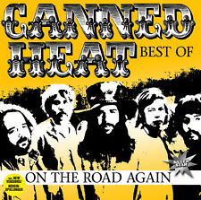 CD Canned Heat On The Road Again Best Of