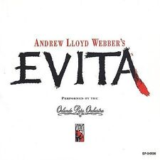 Evita by Orlando Pops Orchestra BRAND NEW FACTORY SEALED CD