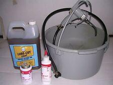 Bucket Oiler Light Oil Teflon Paste For Ridgid 300 700 141 161 Pipe Threader 811