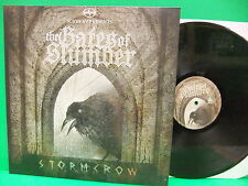 "The Gates Of Slumber Stormcrow 2013 NM+ Promo 12"" EP Record Doom Metal 25-13"
