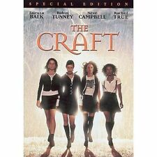 The Craft (DVD, 2000, Special Edition) Disk Only