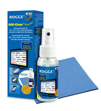 ROGGE DUO-Clean® Travel Original 50ml ScreenCleaner inkl. 2xProf. Microf. Tücher