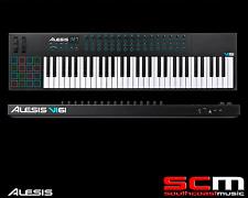 Alesis VI61 Advanced 61-Key USB/MIDI Keyboard Controlle USB MIDI PAD Production