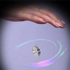 Left Magic Floating Ring Magic Tricks Play Ball Pen Floating Effect of Inv YKB