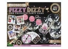 20 pc Prosecco Fizzy Dizzy Party Skill Luck Game & Drinking Ping Pong Glass Ball