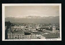 Chile SANTIAGO Panorama No2 Schenck c1920/30s? RP PPC