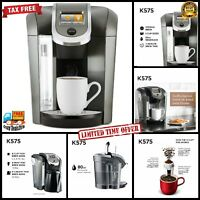 Keurig K-Cup Pod Espresso Coffee Maker Machine w 12oz Brew Size, Programmable