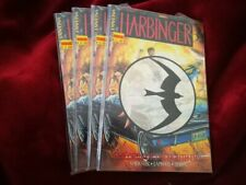 1992 Sealed Harbinger Children of the Eighth Day TPB w #0 Reprint Valiant Comics