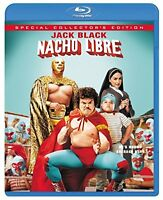 Nacho Libre Special Collector's Edition [Blu-ray] F/S w/Tracking# New from Japan
