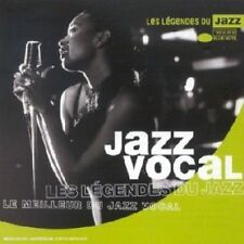 Jazz Import Vocal Music CDs