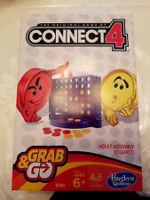 New Connect 4 Connect 4 Grab & Go Game