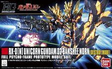 Bandai HG HGUC 1/144 Unicorn 02 Banshee Gundam RX-0 N Model Kit 175
