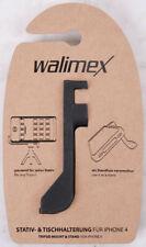 Walimex Stativ und Tischhalter für Apple iPhone 4