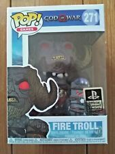 Funko POP! GOD OF WAR POP! GAMES FIRE TROLL VINYL FIGURE Play Station Licensed