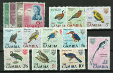 Gambia - Lot of 15 Stamps - MNH, See Description, 115