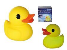 Bathing Duck Plastic Night Light - LED Cute Kids Lamp Colour Changing