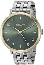 NIXON - Ladies Arrow Stainless Steel Watch - A1090 2877