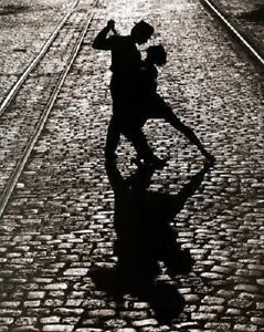 """The Last Tango Dance photography poster 24 x 36"""" Couple Dancing on the street"""