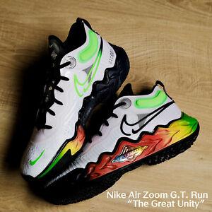 Nike Air Zoom G.T. Run EP The Great Unity White Multi Men Basketball DM7235-109