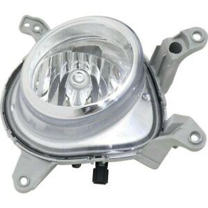 Passenger Side Right RH Fog Lamp Light Assembly fits 2013 2014 Hyundai Veloster