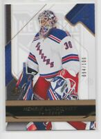 2008-09 SP Game Used Gold /100 #68 Henrik Lundqvist