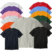 Champion Crew Neck Short Sleeve T-Shirt T425 6oz Jersey Tee - Pick Color / Size