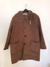 Men's Traditional Montgomery  Duffle Coat Size 46 Brand New